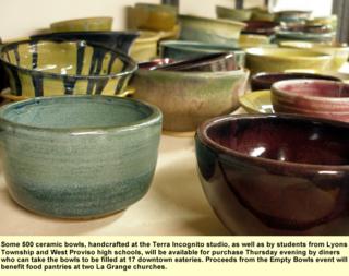 Empty bowls promo 2008