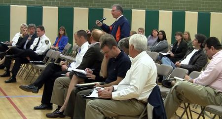 Town mtg seventh ave school 092710